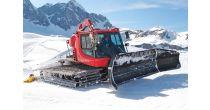Swiss snow groomer operators championships
