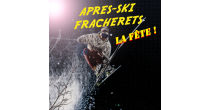 After ski at Fracherets