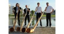 Alphorn-Gala on Stockhorn