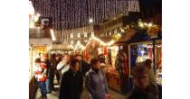 Christmas market in Winterthur