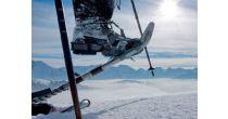 Schneeschuhtour und Fondue aus der Dachrinne