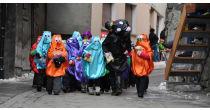 Carnival at Orsières