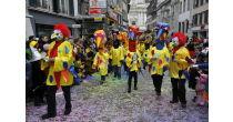 Carnival in Solothurn