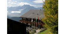 Offene Türen in der Kumon Leysin Academy of Switzerland