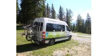 Bike- & Wanderbus Munter/Cre digl Lai