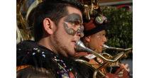 International Carneval procession
