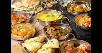 Indisches Abendbuffet