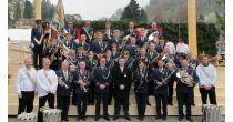Concert by the Brass Band Weggis