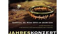 Jahreskonzert der Musikgesellschaft Alpenrösli