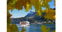 Urnersee-Mittagsschiff ab Beckenried – täglich