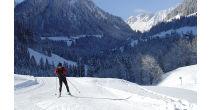 Course populaire de ski de fond