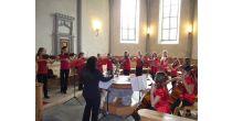 Pfingstkonzert mit dem Jugendensemble con Fuoco