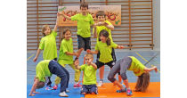 Kinder-Camps mit Fun & Action