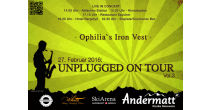 UNPLUGGED ON TOUR - Ophilia's Iron Vest