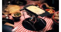 Fondue-Raclette Käseabend