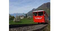 100 Jahre TSB - Geburtstagsfest Treib Seelisberg Bahn