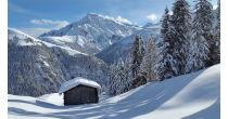 Sonntag-Schneeschuhwanderung mit Buura Z'mittag