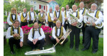 Concert by the Brass Band Mühliflue-Musig Vitznau