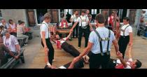 Sennenball mit Tanz und Musik