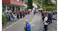 Eierleset in Oberhof