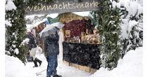 Advents- und Weihnachtsmarkt.