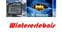 Wintererlebnis San Gottardo - La Claustra