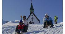 Schlittelfest - wegen Schneemangel abgesagt