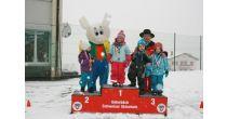 Preisverteilung der Skischulrennen