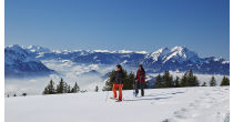 Schneeschuh-Traum Rigi