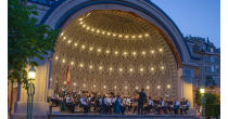 Pavillonkonzert: Musikverein Bauen