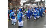 Carnaval in Zinal