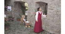 Inszenierte Altstadtführungen Ilanz mit zwei Schauspielern