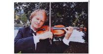 25 Jahre Orchester Belp; Konzert mit Alexandre Dubach, Violine