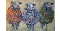 Pia Trummer – wollfühlige Kunst