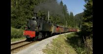 Train à vapeur des Franches-Montagnes