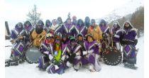 Guggenmusik Zäpfurääge Skitag