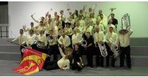 Concert pour la Fête des Mères par la fanfare de Grandval