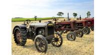 11ème Rencontre d'anciens tracteurs de Villeret