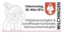Frühjahrsschwingfest & Schaffhauser Kantonales Nachwuchsschwingfest