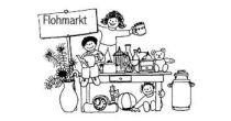 Kinderflohmarkt und Autoscooter