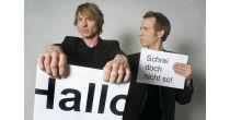 Ohne Rolf mit Blattrand - Comedy