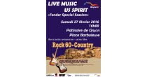 Live Music US Spirit - Concert