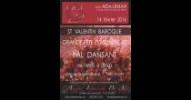 Une St-Valentin baroque avec AIDA-LEMAN
