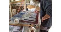 Freskenkurs mit Brigit Büttikofer