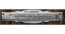 7. Rösseler & Country Night Kunkels