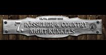7. Rösseler & Country Night Kunkels