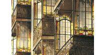 Visite guidée : Art Nouveau à pied & en tranports publics