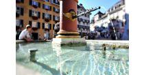 Monatsführung Juni - Brunnen und Brunnengeschichten