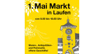 1. Mai Markt in Laufen