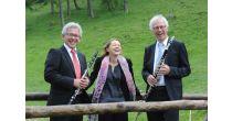 Das Calamus Trio mit berühmten Melodien der Klassik und Romantik